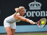 19-06-13, Netherlands, Rosmalen,  Autotron, Tennis, Topshelf Open 2013, , Michaella Krajicek<br /> Photo: Henk Koster