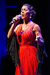 Singer Raquel Tavares during the V Mado Festival Madrid at Theatre Canal in Madrid, Spain. June 27, 2015.<br />  (ALTERPHOTOS/BorjaB.Hojas)