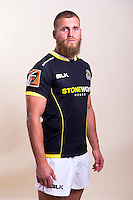 Brad Shields. Wellington Lions ITM Cup official marketing portraits at Maidstone Park, Wellington, New Zealand on Wednesday, 17 August 2016. Photo: Marco Keller / lintottphoto.co.nz