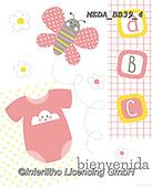 Dreams, BABIES, BÉBÉS, paintings+++++,MEDABB39/4,#B#, EVERYDAY
