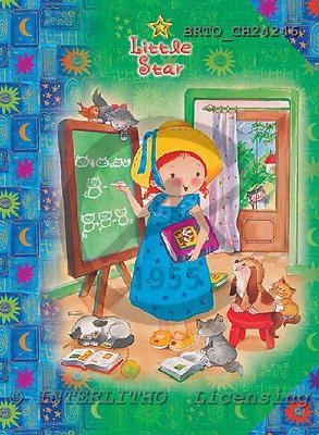 Alfredo, CHILDREN, paintings, BRTOCH24246,#k# Kinder, niños, illustrations, pinturas ,everyday