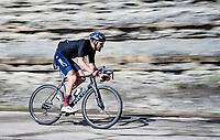 Matthias Brändle (AUT/Israel Start-Up Nation) descending the Passo Della Calla<br /> <br /> 104th Giro d'Italia 2021 (2.UWT)<br /> Stage 12 from Siena to Bagno di Romagna (212km)<br /> <br /> ©kramon