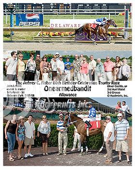 Onearmedbandit Allowance win on 7/19/08