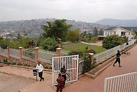 "Afrika Ruanda Kigali Genocide Memorial Center Kacyiru , Genozid Gedaenkstaette, Mahnmal fuer die Opfer des Genozid  , hier sind 250.000 Opfer in einem Massengrab beerdigt , waehrend des Voelkermord wurden ca. 1 Million Tutsi im April 1994 von Hutu Milizen ermordet  -  Gewalt Afrikaner afrikanisch xagndaz | .Africa Rwanda Kigali Genocide memorial , during the genocide in april 1994 nearly 1 Billion Tutsi were killed by Hutu murder .| [ copyright (c) Joerg Boethling / agenda , Veroeffentlichung nur gegen Honorar und Belegexemplar an / publication only with royalties and copy to:  agenda PG   Rothestr. 66   Germany D-22765 Hamburg   ph. ++49 40 391 907 14   e-mail: boethling@agenda-fototext.de   www.agenda-fototext.de   Bank: Hamburger Sparkasse  BLZ 200 505 50  Kto. 1281 120 178   IBAN: DE96 2005 0550 1281 1201 78   BIC: ""HASPDEHH"" ,  WEITERE MOTIVE ZU DIESEM THEMA SIND VORHANDEN!! MORE PICTURES ON THIS SUBJECT AVAILABLE!! ] [#0,26,121#]"