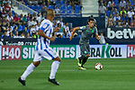 Real Sociedad's Martin Merquelanz during La Liga match. August 24, 2018. (ALTERPHOTOS/A. Perez Meca)