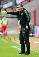 30.09.2017, Commerzbank - Arena, Frankfurt, GER, 1.FBL, Eintracht Frankfurt vs VfB Stuttgart<br /> , <br />Trainer Hannes Wolf (Stuttgart) *** Local Caption *** © pixathlon<br /> Contact: +49-40-22 63 02 60 , info@pixathlon.de