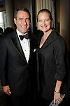 Joella and Steven Mach at the Houston Symphony Opening Night Champagne at The Corinthian Saturday Sept. 12,2015.(Dave Rossman photo)