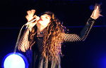 """Lorde performs live at The Music Box while promoting  her upcoming """"Pure Heroine"""" album in Hollywood, California on September 24,2013                                                                               © 2013 Debbie VanStory / RockinExposures"""