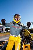 top fuel, Richie Crampton, DHL, victory, celebration