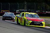 #19: Brandon Jones, Joe Gibbs Racing, Toyota Camry Menards Atlas