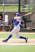 Brandon Guyer, Chicago Cubs 2010 minor league spring training..Photo by:  Bill Mitchell/Four Seam Images.