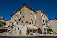 France, Provence, Shop in the village of Orange.