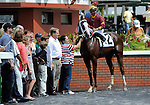 10 July 10: Little Drama (no. 2), ridden by Eibar Coa and trained by David Fawkes, wins the Frank Gomez Memorial Stakes for two year olds at Calder Race Course in Miami Gardens, Florida.