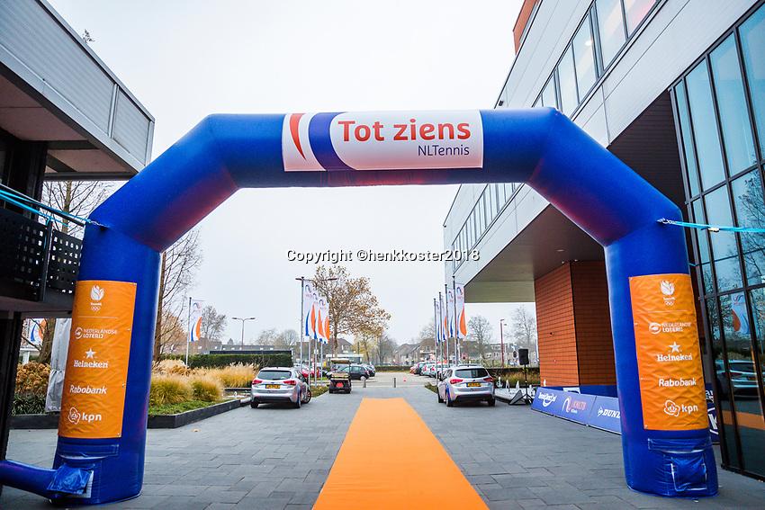 Nieuwegein,  Netherlands, 24 November 2018, KNLTB Year congress KNLTB, See You<br /> Photo: Tennisimages.com/Henk Koster