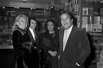 """FRANCINE CRESCENT,PATRICK HOURCADE E MASSIMO GARGIA<br /> PRESENTAZIONE LIBRO """"DIVERSE GIOVINEZZE"""" DI BIAGIO ARIXI ROMA 1982"""