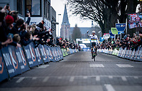 Mathieu van der Poel (NED/Corendon-Circus) wins his 3rd consecutive Azencross > Loenhout 2019 (BEL)<br />  <br /> ©kramon