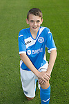 St Johnstone Academy Under 14's…2016-17<br />Kieran Forber<br />Picture by Graeme Hart.<br />Copyright Perthshire Picture Agency<br />Tel: 01738 623350  Mobile: 07990 594431