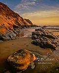 Schooner Gulch State Beach, Mendocino County, California