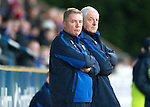 St Johnstone v Rangers....05.04.11 .Ally McCoist and Walter Smith.Picture by Graeme Hart..Copyright Perthshire Picture Agency.Tel: 01738 623350  Mobile: 07990 594431
