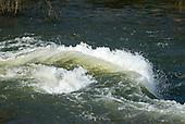 Pará State, Brazil. Iriri River. Rapids.