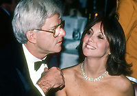 Phil Donahue Marlo Thomas 1985 Photo By John Barrett/PHOTOlink
