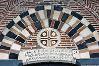 Kirche SS Pietro e Paolo d'Agro, Sizilien, Italien