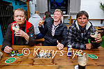Enjoying a few drinks in the Mermaids in Listowel on Bank Holiday Monday,,Hoggie Grimes, James Boland and Mikey Loughlan