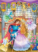 Interlitho, Nino, CUTE ANIMALS, puzzle, paintings, beauty, prince, elves(KL3914,#AC#) illustrations, pinturas, rompe cabeza