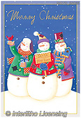 Alfredo, CHRISTMAS SANTA, SNOWMAN, WEIHNACHTSMÄNNER, SCHNEEMÄNNER, PAPÁ NOEL, MUÑECOS DE NIEVE, paintings+++++,BRTOIN466,#x#