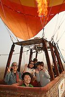 20111025 Hot Air Balloon Cairns 25 October