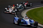 Verizon IndyCar Series<br /> Indianapolis 500 Race<br /> Indianapolis Motor Speedway, Indianapolis, IN USA<br /> Sunday 28 May 2017<br /> Takuma Sato, Andretti Autosport Honda<br /> World Copyright: Phillip Abbott<br /> LAT Images