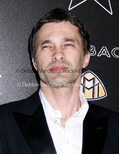 Oliver Martinez at the 3rd Annual Pre-Oscar Hollywood Domino Gala Benefitting Artists for Peace and Justice at Bar 210 at The Beverly Hills Hotel in Beverly Hills, California on March 04,2010                                                                   Copyright 2010 DVS / RockinExposures