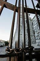 Rejas de la antigua Marcel, ahora museo y opinas del  INHA<br /> aspectos de la ciudad