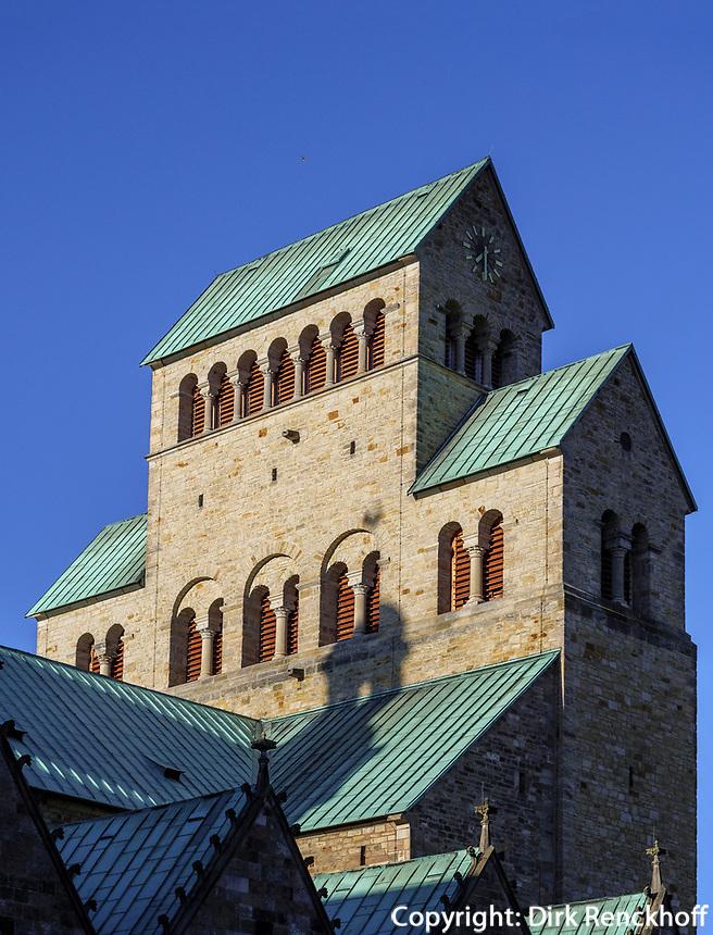 Mariendom, Hildesheim, Niedersachsen, Deutschland, Europa, UNESCO Weltkulturerbe<br /> Cathedral of St. Mary Hildesheim, Lower Saxony, Germany, Europe, UNESCO Heritage Site