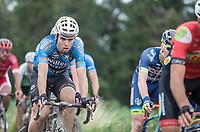 Wout Van Aert (BEL/Veranda's Willems-Crelan)  in the bunch<br /> <br /> 2nd Dwars door het Hageland 2017 (UCI 1.1)<br /> Aarschot > Diest : 193km