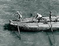 Boot, China 1980