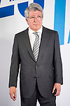 """President of Atletico de Madrid, Enrique Cerezo during the main event of the XV Aniversary of the """"20Minutos"""" newspaper at Headquarters of the Community of Madrid, November 24, 2015<br /> (ALTERPHOTOS/BorjaB.Hojas)"""