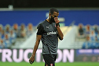 Michael Ihiekwe of Rotherham United reaction after the full time whistle during Queens Park Rangers vs Rotherham United, Sky Bet EFL Championship Football at The Kiyan Prince Foundation Stadium on 24th November 2020