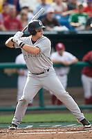 South Carolina's Christian Walker in Game 3 of the NCAA Division One Men's College World Series on Sunday June 20th, 2010 at Johnny Rosenblatt Stadium in Omaha, Nebraska.  (Photo by Andrew Woolley / Four Seam Images)