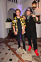 MIAMI BEACH, FL - APRIL 18: Jonathan Cheban and Guest attends Jake Paul afterparty hosted by Celebrity Sports Entertainment (CSE) at The Villa Casa Casuarina At The Former Versace Mansion on April 18, 2021 in Miami Beach, Florida. Jake Paul made an appearance to his afterparty to celebrate his win after defeating Ben Askren in a first round TKO bout yesterday inside Mercedes-Benz Stadium in Atlanta.  ( Photo by Johnny Louis / jlnphotography.com )