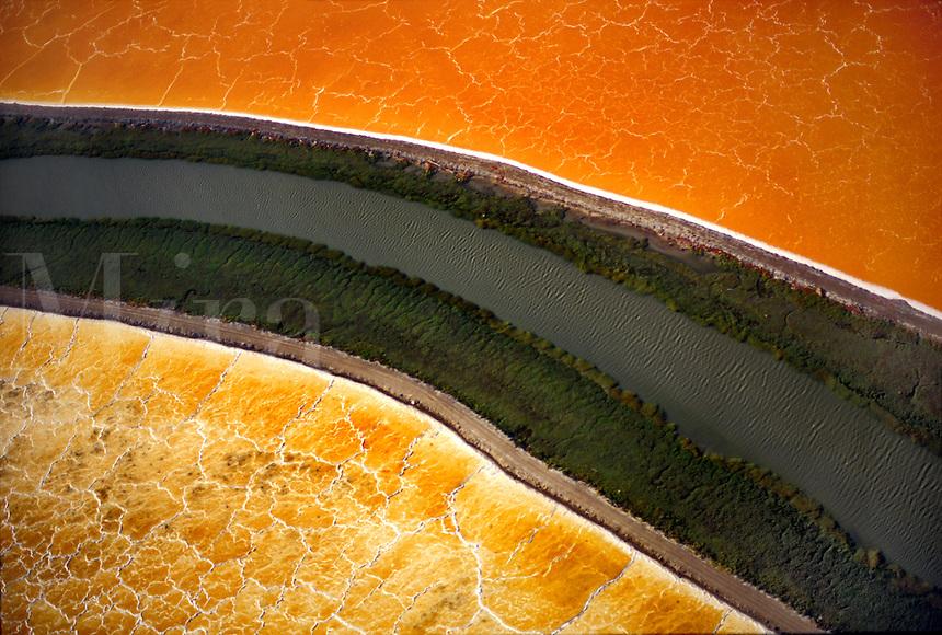 Salt Ponds, Hayward, California
