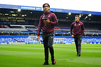 Swansea City's Yan Dhanda walks the pitch prior the Sky Bet Championship match between Birmingham City and Swansea City at St Andrew's Trillion Trophy Stadium on August 17, 2018 in Birmingham, England.