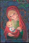 Vicki, HOLY FAMILIES, paintings, BRTOCH08741,#XR# Weihnachten, Navidad, illustrations, pinturas