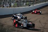#20: Ed Carpenter, Ed Carpenter Racing Chevrolet, #15: Graham Rahal, Rahal Letterman Lanigan Racing Honda, #8: Marcus Ericsson, Chip Ganassi Racing Honda