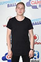 Martin Jensen<br /> at the Capital Summertime Ball 2017, Wembley Stadium, London. <br /> <br /> <br /> ©Ash Knotek  D3278  10/06/2017