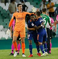 2021.08.28 La Liga Real Betis VS Real Madrid