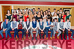 Kilcummin GAA Social night in the Avenue Hotel, Killarney last Friday night. Pictured are Minors (East Kerry Championship and East Kery League winners) and Ladies (Junior A County Championship winners).