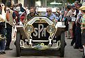 04/06/05 - CIRCUIT HISTORIQUE - PUY DE DOME - FRANCE - Commemoration officielle du Centenaire de la Course GORDON BENNETT. SPA Type Sport de 1913 - Photo Jerome CHABANNE
