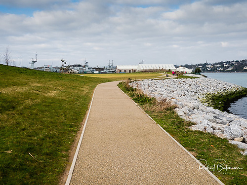 With the successful remediation of the East Tip site into a 22-acre Public Park, the way is now clear for the remediation of the rest of Haulbowline Island in Cork Harbour