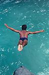 Acapulco Cliff Diver, Mexico